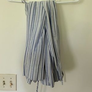 Forever 21 Striped Jumpsuit :))